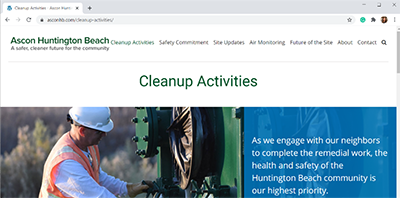 cleanup activities page thumbnail
