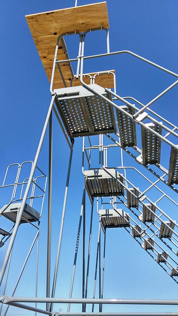 16 foot ladder