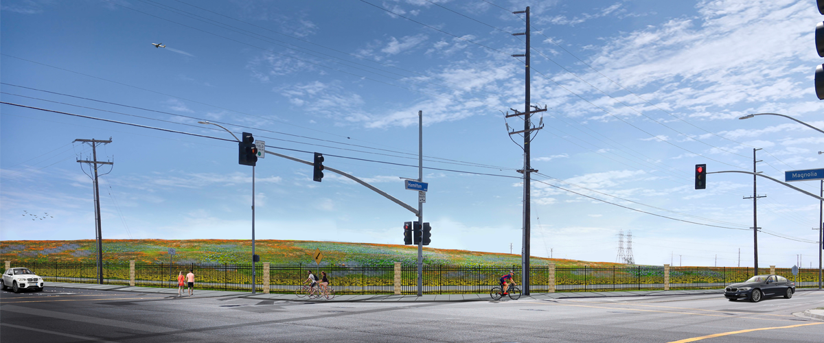 Artist's Rendering of Ascon at Magnolia Street and Hamilton Avenue after Remedy Completion