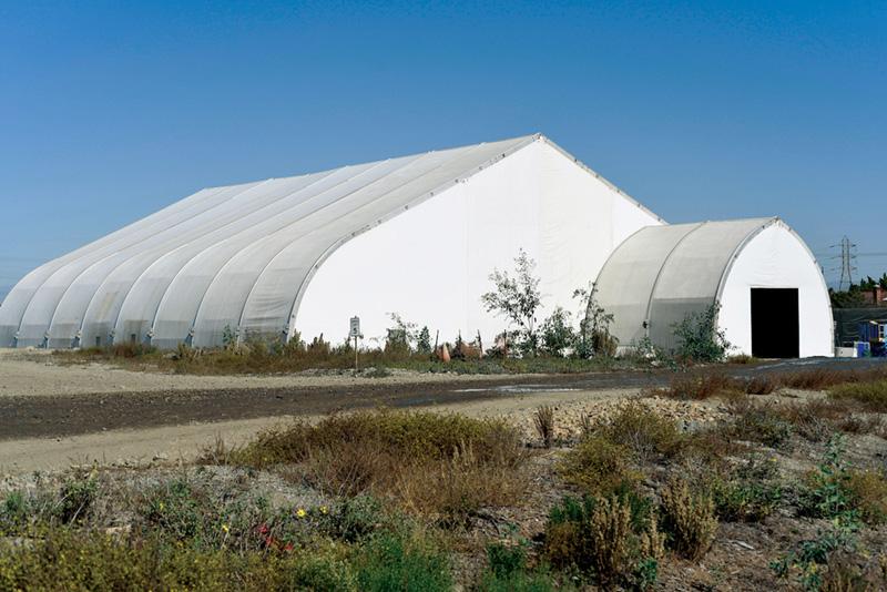 pit tent